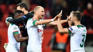 Букмекеры снова неверят в«Локомотив» ибудут наказаны. Прогнозы набитву с«Байером»