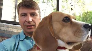 У Ягудина и Тотьмяниной украли собаку