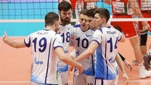 «Зенит» и «Динамо» готовы разыграть европейский трофей. В первых полуфиналах наши клубы отдали по сету