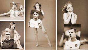 Как выглядели жены и подруги российских футболистов 90-х. Оксана Робски, возлюбленная Стаса Михайлова и другие