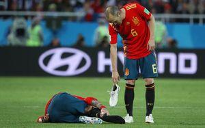 Сборная России может обыграть Испанию. У этой команды есть слабые места