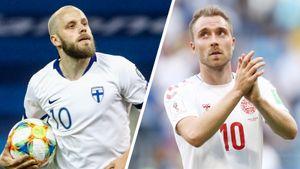 Как играют сборные Дании иФинляндии. Разбор соперников сборной России наЕвро-2020