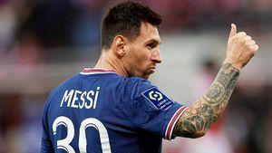 Месси дебютировал за «ПСЖ»! Чужой стадион встретил Лео аплодисментами, а игроки «Реймса» едва не вырвали кадык