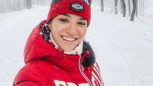 Звездочка русских лыж Степанова: дерзит в инстаграме, обыграла чемпионку ОИ, хочет спасать камчатских мишек