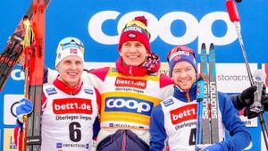 Тренер Большунова обвинил норвежцев внеуважении из-за пропуска заключительных этапов КМ