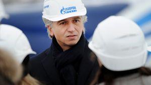 В Питере появится еще один «Зенит». Александр Дюков и «Газпром-нефть» дали согласие