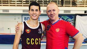 Бывший футболист стал четырехкратным чемпионом России по художественной гимнастике