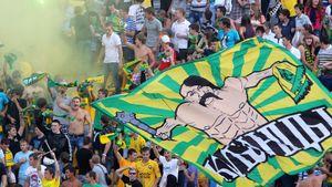 «Не захотели мириться». Как фанаты «Кубани» пытаются выкупить эмблему и вернуть команду в профи