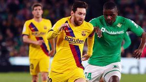 «Барселона»— оголевых пасах Месси: «Одна изпричин, почему онлучший вистории»