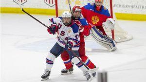Россия вынесла США в сумасшедшем финале. Наша молодежь — лучшая на турнире в Америке