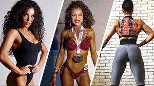 Идеальные спина иплечи: тренировка фитнес-модели Марии Бархударовой