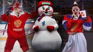 Третьяк снова на льду, главный снеговик страны и концерт Zivert. Фото Русской классики в Питере