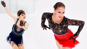 Щербакова выиграла чемпионат России, Загитова и Медведева не попали в топ-3. LIVE