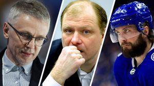 Революция в сборной России, понижение легендарного Ларионова, новая травма Кучерова. Итоги хоккейной недели