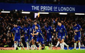 «Челси» вышел в четвертьфинал Кубка английской лиги, победив «Саутгемптон» по пенальти