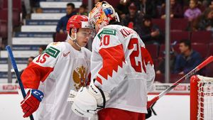 Российская молодежь снова побеждает в Канаде. Чехов нокаутировал сын Русского Танка