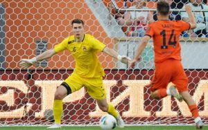 «Уфа» объявила о переходе вратаря Чернова в датский «Вайле»