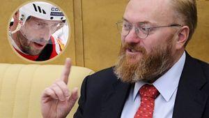 Депутат Милонов — об обращении Дацюка к Путину: «Спортсмены считают себя гражданами высшей категории»