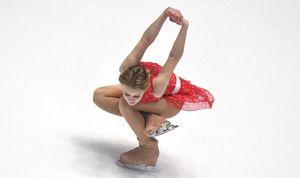 Фигуристка Куракова: «Снятся кошмары, что придется заново учить все прыжки»