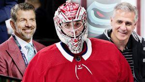 Попытки обмана, вбросы в СМИ, торги. Как «Монреаль» и новичок НХЛ сражаются за самого дорого вратаря мира Прайса