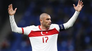 Хет-трик Йылмаза помог Турции выиграть у Нидерландов на старте квалификации ЧМ-2022