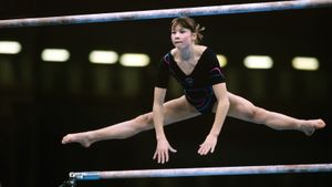 3 золота Олимпиады, выступления за 3 страны, суицид тренера, переезд в США. История гимнастки Светланы Богинской