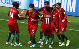 Португалия выиграла бронзу Кубка Конфедераций