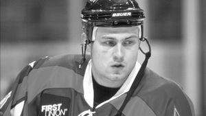Внезапная смерть русского хоккеиста. Тезиков играл в НХЛ, завоевывал серебро МЧМ, а умер в 42 года на улице