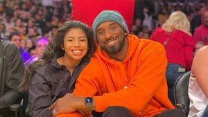 Игрок «Атланты» почтил память Брайанта иего дочери. Девочка называла его любимым баскетболистом