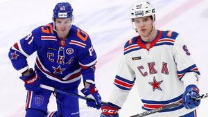 СКА умудрился раздуть состав даже при потолке зарплат. От ротации в Питере страдают игроки из НХЛ и молодежь