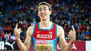 Шубенкова признали лучшим легкоатлетом десятилетия в беге с барьерами