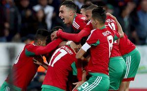 Они могут выкинуть Роналду из России. Сборная Марокко на ЧМ-2018