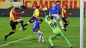 2 пенальти (один перебили), VAR, отмененный гол — и все за минуту. Видео из чемпионата Турции