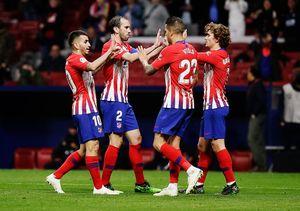 «Атлетико» обыграл «Сельту» исократил отставание от«Барселоны»
