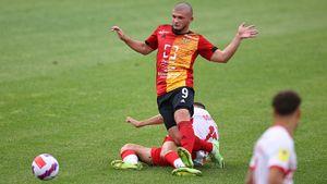 Впервые в истории «Арсенал» и «Спартак» сыграли вничью. 1:1 в Туле, как это было