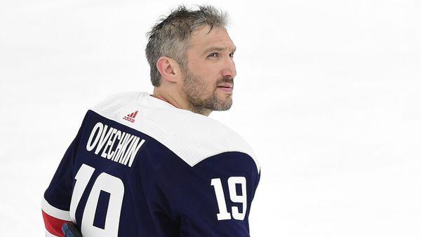Овечкину будет стыдно за этот матч. Он не смог забить вратарю, который не побеждал в НХЛ больше 5 лет