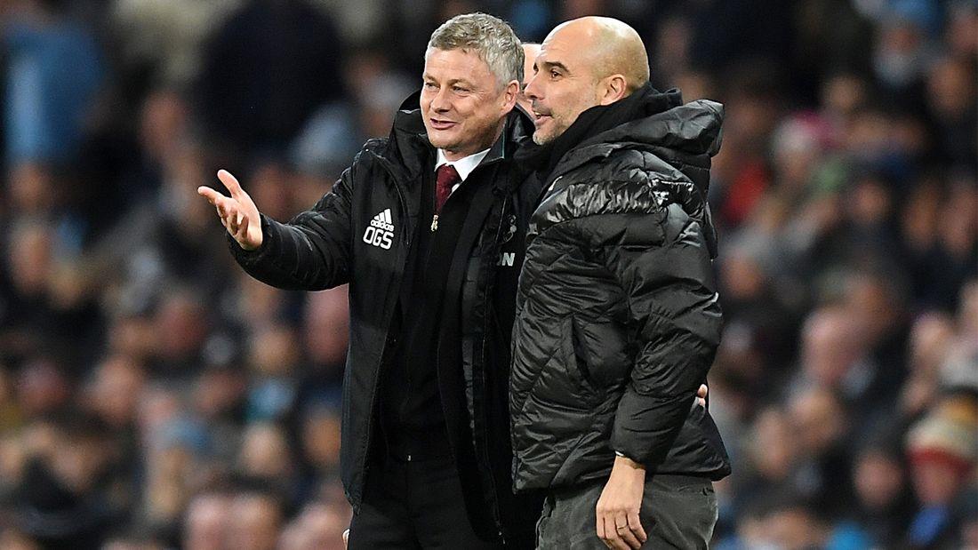 Манчестер Юнайтед и Манчестер Сити встретятся в полуфинале Кубка английской лиги
