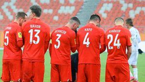 Источник назвал фамилии футболистов «Тамбова», подозреваемых в ставках