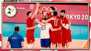 Волейболисты заставили нервничать 2 партии, но победили парней из Аргентины. Выход в четвертьфинал уже обеспечен