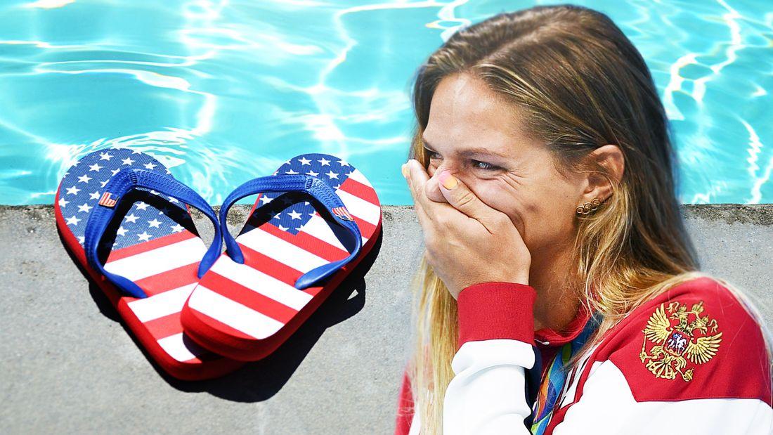 Звезды бегут из России: Ефимова не против получить американский паспорт. В Норвегии считают это проблемой