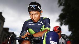 «Тур де Франс» на грани очередного допинг-скандала. Под подозрением победитель других топ-многодневок — Кинтана