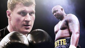 Русский боксер дважды упал, но поднялся и нокаутировал огромного британца. Удар Поветкина признали лучшим в 2020-м