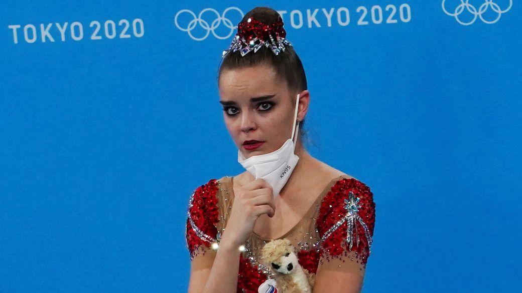 Дина Аверина стала единственной нечемпионкой Олимпиады на встрече с Путиным