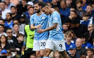Гол Жезуса принес «Манчестер Сити» победу над «Челси» в АПЛ