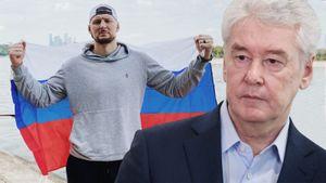 «Мерседес» от Собянина? Ябы не принял». Лучший русский тяж в UFC Волков— о поддержке России и следующем бое