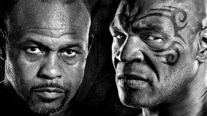 Тайсон против россиянина Роя Джонса: бой знаменитых ветеранов бокса. Трансляция Live