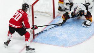 Канада не смогла догнать СССР, даже забив 16 голов, Америка нанесла за матч 73 броска. Итоги дня на молодежном ЧМ
