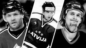 Латвийский хоккей проклят? Жуткие смерти от передозировки нарокотиков, авиакатастрофы и приступа на льду
