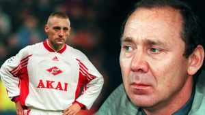 20 лет назад Тихонов сыграл последний матч за «Спартак» до возвращения. Как легенду выгоняли из родного клуба
