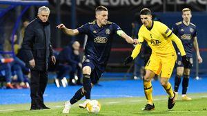 «Динамо» Загреб продолжает разрывать Европу. Вслед за ЦСКА и «Краснодаром» прибили «Тоттенхэм», отыгравшись с 0:2